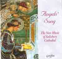 2000 Angels Song – Salisbury Cathedral  Choir – Griffin2000 Angels Song – Salisbury Cathedral  Choir – Griffin